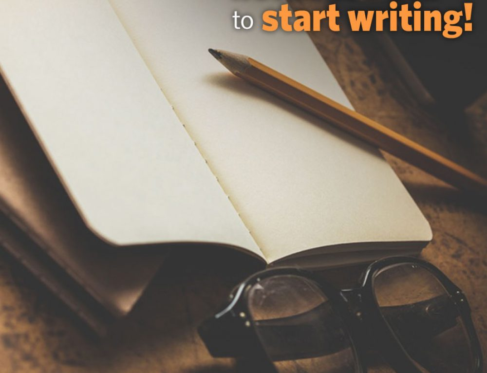 You're never too old to start writing!