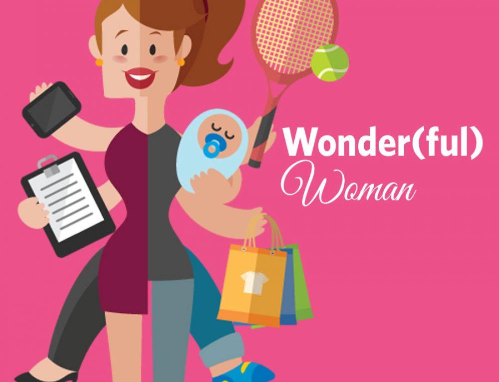 Wonder(ful) woman
