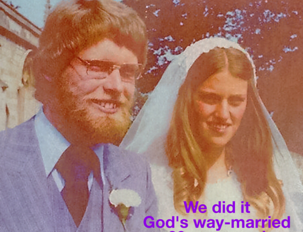 We Did It God's Way—Married 39 Years and Loving It!