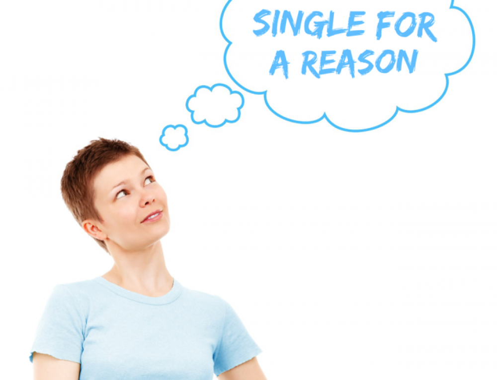 Single for a reason