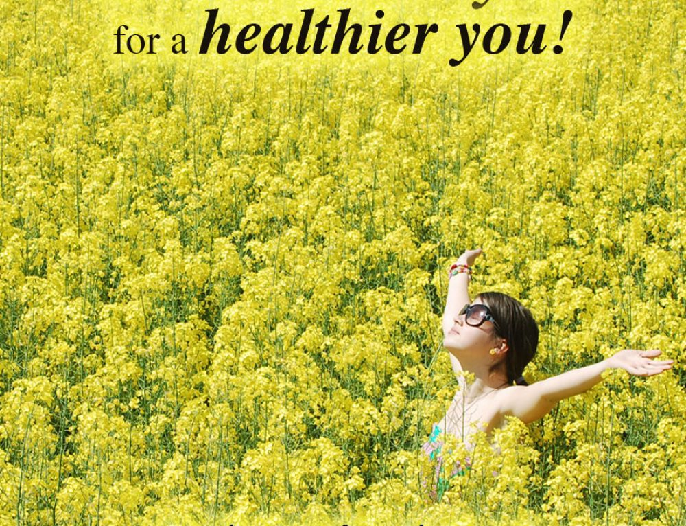 It's a brand new year for a healthier you!