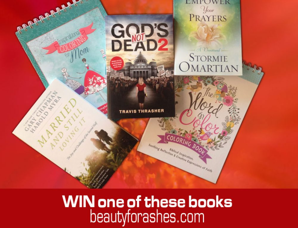 Win one of these books!