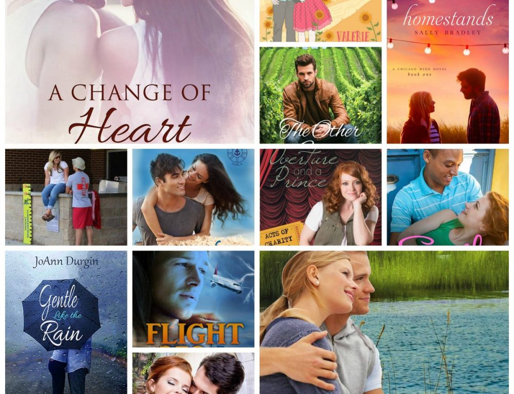 12 contemporary Christian romance authors  named to USA Today Best Sellers list