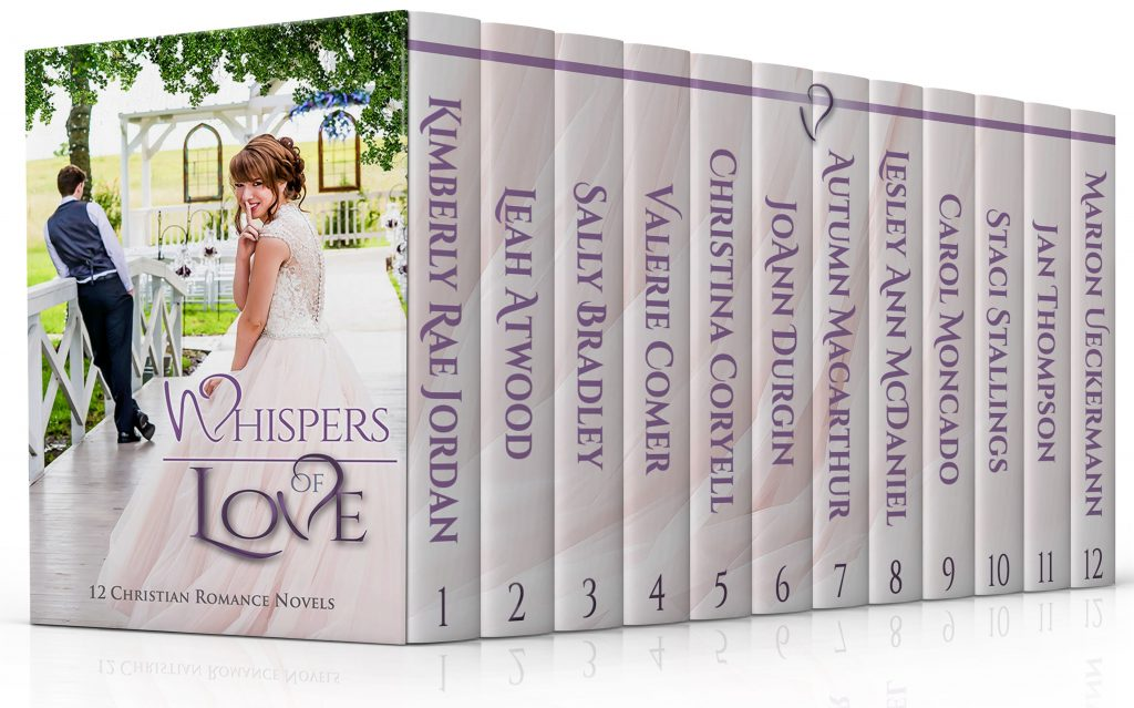 Whispers Of Love 3D - Mauve spines MED (2)
