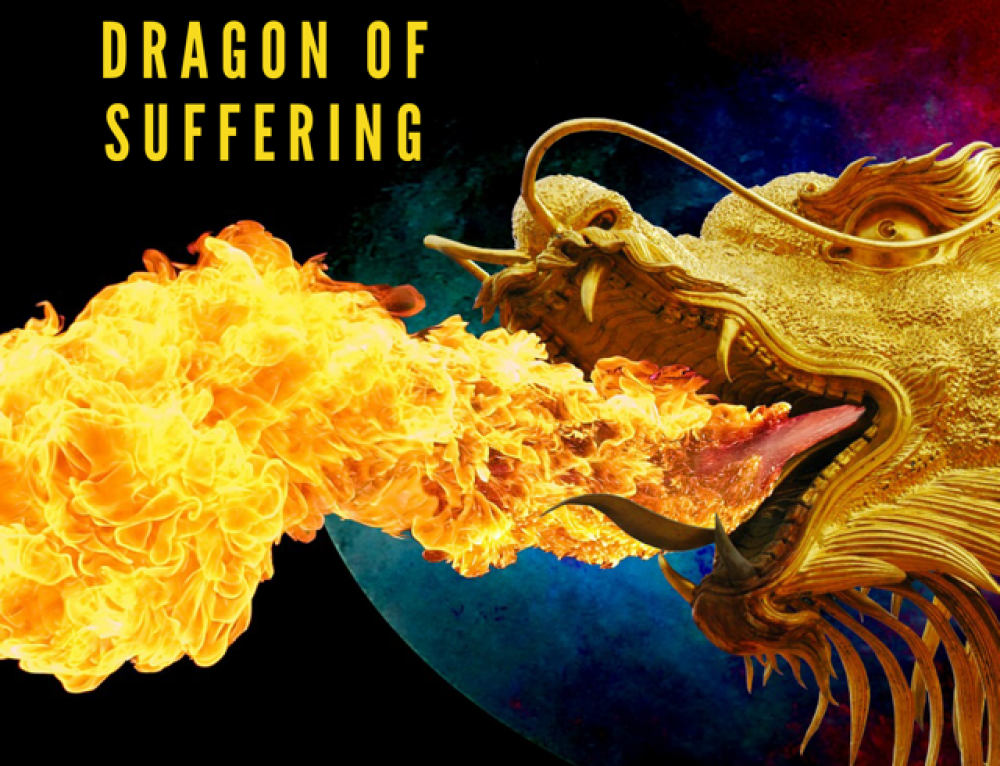 Broken worriers, brave warriors: Slaying the dragon of suffering