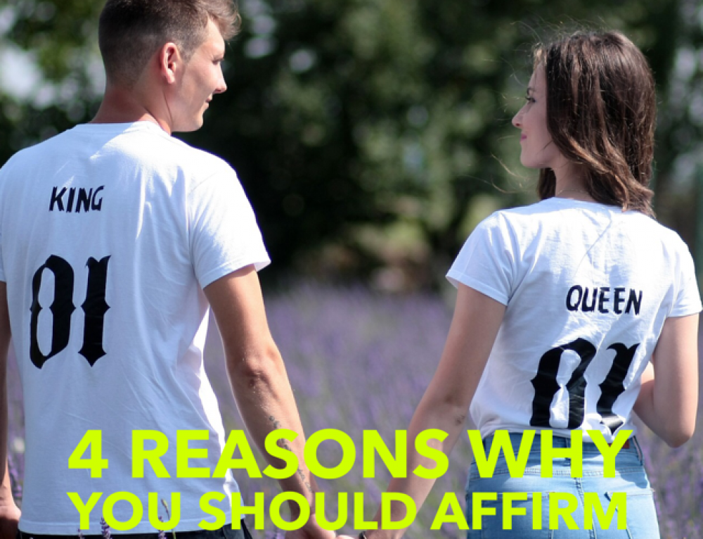 4 reasons why you should affirm your spouse publicly!