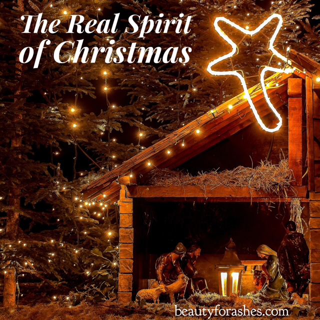 The Real Spirit of Christmas - Beauty
